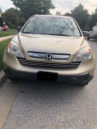 Honda - CR-V - 2008 Laurel, 20707