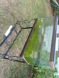 50 gallon ???? fish tank with stand
