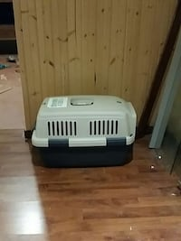 white and black pet carrier Ontario, N3L 3K6