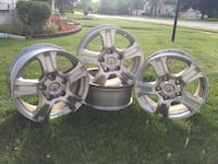 "Toyota 18"" wheels best offer  [PHONE NUMBER HIDDEN]  Garden City, 48135"