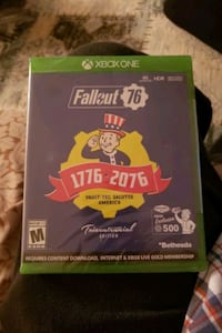 Fallout 76 Tricentennial Edition XBOX ONE Brand New