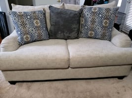 Sofa, Loveseat, Chair & Ottoman