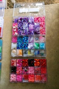 Beads for crafting