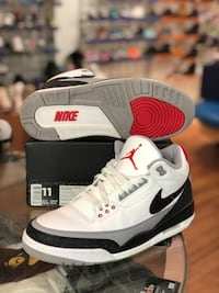 Tinker Hatfield 3s size 11 Silver Spring, 20902