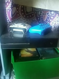 Xbox one and two controllers  Red Deer, T4N 6N2