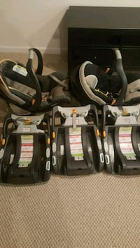 Chicco car seats and bases Capitol Heights, 20743
