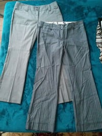 Juniors dress pants Size 15 - both gray color Winchester, 22601