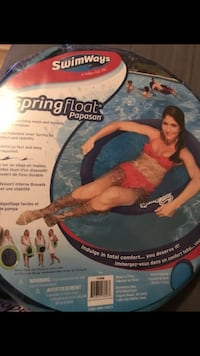 2 Brand New Swimming Pool Mesh Floats  Indianapolis, 46234