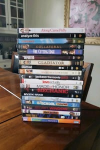 20 DVD's Choctaw, 73020