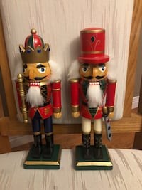 SET OF 2 NUTCRACKERS  Kitchener, N2A 2W1