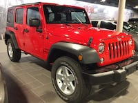Jeep - Wrangler UnlimitedBig Bear- 2017 Houston