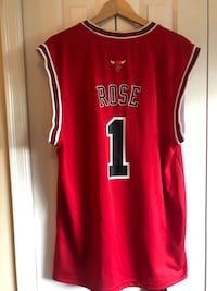 Chicago bulls jersey size large White Rock, V4B 1Y9