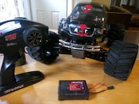 RC. CaTRX. Traxxas gass. I have part meke electric New Haven, 06513