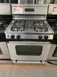 Kenmore stainless steel gas stove 10% off Reisterstown, 21136