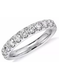 Diamond Ring 14K Gold 1.6 Cts Lab Diamonds Wedding Band  New York, 10036