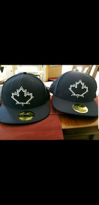 2 Toronto Blue Jay's Fitted Hats Division No. 11, T0B 3M1