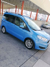 2014 Ford Tourneo Connect Ankara