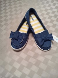New denim shoes Oil City, 16301