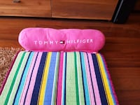 Tommy Hilfiger Beach Mat with Pillow  Toronto, M9N 0A4