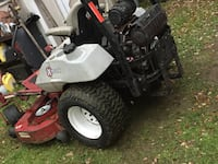 black and red exmark tractor San Antonio, 78232