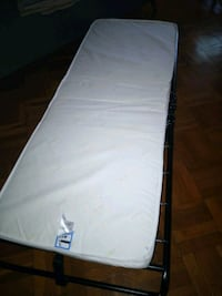 Folding bed with mattress Silver Spring, 20910