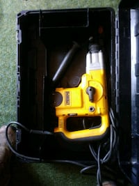 yellow and black DeWalt cordless power drill Daytona Beach, 32114