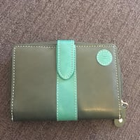 New Ladies Green Purse Anna & Robert Spain Wallet Multiple Compartments   London, NW8 9SA