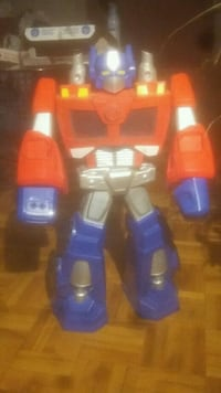 toddler's red and blue plastic toy Oshawa, L1G 3T9