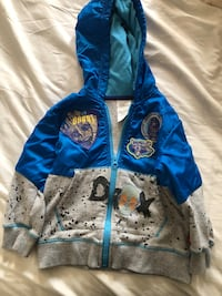 Guardians Of The Galaxy Sweater Kids Size 3