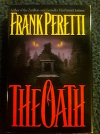 """ THE OATH"" HARDCOVER BOOK Redford Charter Township"