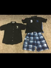 Boys Polo size 10-12 all for $15 Milton, L9T 2R1