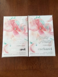 Two Anaïs Anaïs perfumes of 100 ml each Gatineau, J9J 3Y4