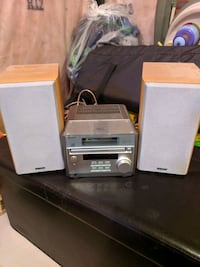 Sony Compact Stereo AM/FM CD Player