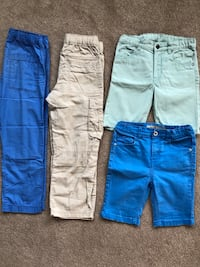 Boys summer pants, size 5 Quincy, 02170