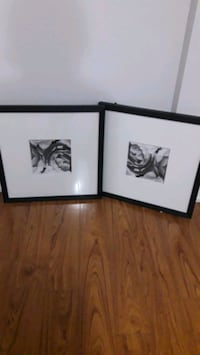 Black and white frames Brampton, L6P 2L5