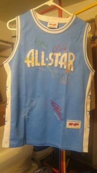 All star jersey signature series Vancouver, V5P 1A3
