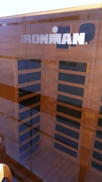 Ironman infrared sauna  Langley City