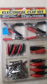 28 piece electrical clip kit Portsmouth, 23704
