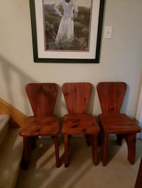 Matching set of Antique Chairs +1 other  Barrie, L4N 9T3
