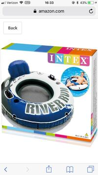 2 inflatable river or pool tubes Alexandria, 22312