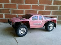 HELION DOMINUS RC car. Brushed 1/10 scale, hobby g Virginia Beach, 23454