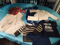 Boys size 1 used Winter clothes asking $3.00 Each item!!  Barrie, L9J 0H5
