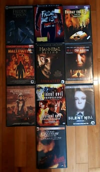 Films ďhorreur dvd horror movies Montréal, H1Y 1Z6