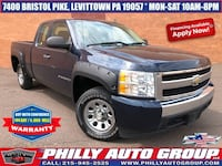 2008 Chevrolet Silverado 1500 Work Truck 2WD 4dr Extended Cab 65 ft SB Levittown, 19057