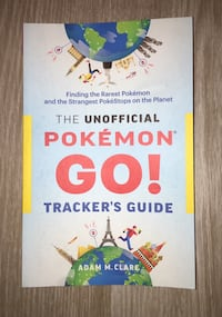 The Unofficial Pokémon GO! Tracker's Guide Vaughan, L4J 5R2