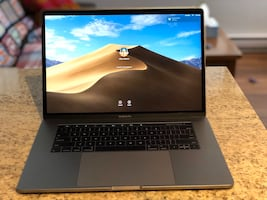 15' MacBook Pro 2016 Quad Core i7