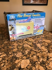 NEW - The Donut Toaster Algonquin, 60102