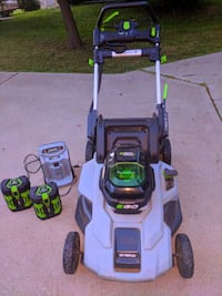 Ego 21 in. Self propelled battery lawnmower Pittsburgh, 15243