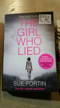 The Girl Who Lied- Book Kentwood