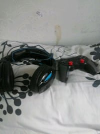 Ps4 scuff controller with mic